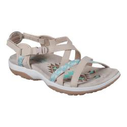 Women's Skechers Reggae Slim Vacay Sandal Taupe (3 options available)