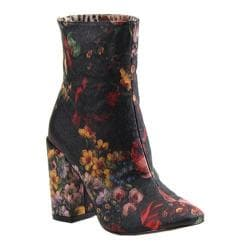 Women's Luichiny Bella Ray Bootie Floral Imi Leather