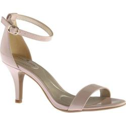 Women's Bandolino Madia Sandal Dusty Pink Synthetic Patent