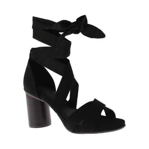 c7b7eb4fcc8f Shop Women s Kenneth Cole Reaction Rita Lita Lace Up Sandal Black  Microsuede - Free Shipping Today - Overstock - 14608384
