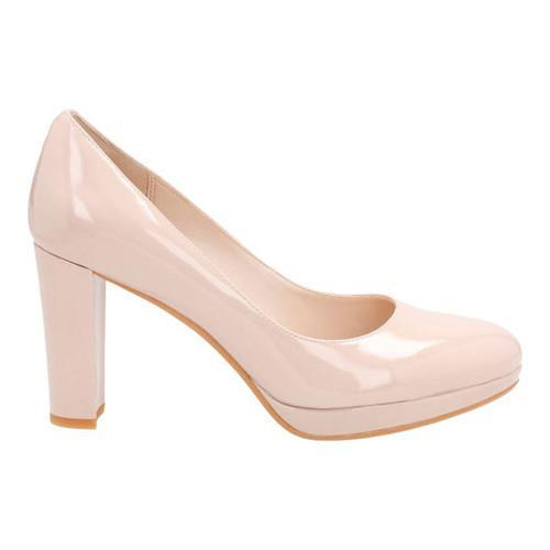 Nythe Nude Leather by Mollini