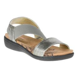 Women's Soft Style Prema Sandal Pewter Synthetic