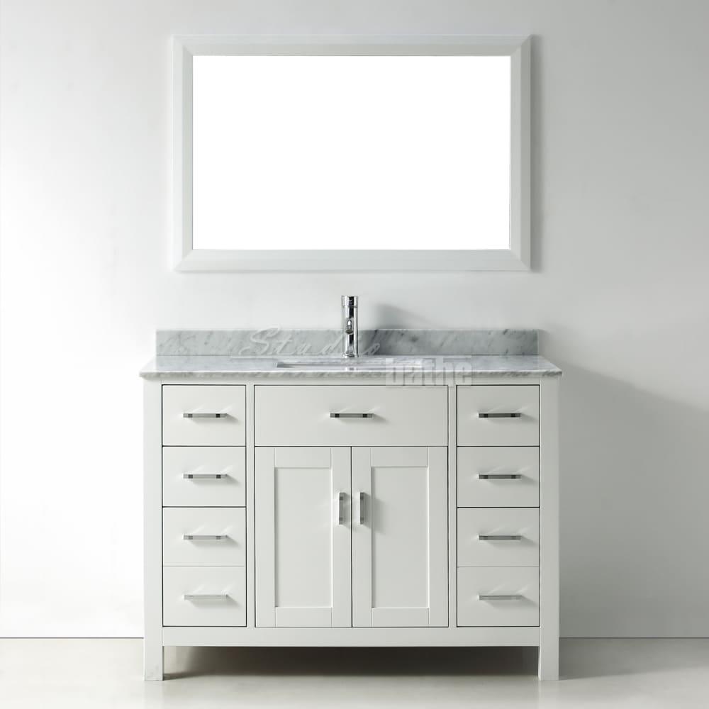 Belvedere Bath Bathroom Vanities Vanity Cabinets Shop The Best