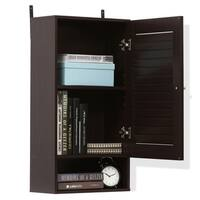 Porch & Den Tabor Wide Wall Cabinet