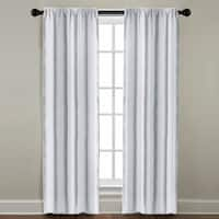 Thin Striped Window Panel