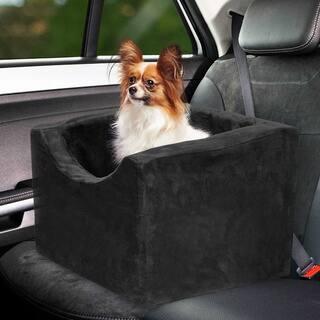 CO-PILOT Pet Booster Car Seat (Option: Black) https://ak1.ostkcdn.com/images/products/17520238/P23745652.jpg?impolicy=medium