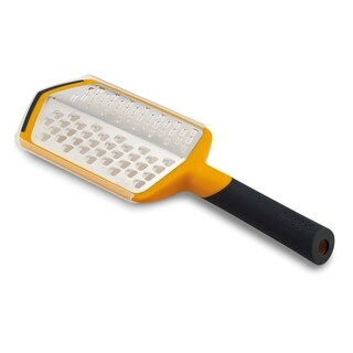 2-in-1 Extra Course and Ribbon Grater with Adjustable Handle