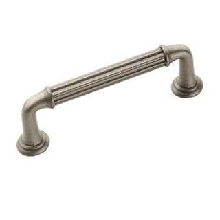 Eydon 3 in (76 mm) Center-to-Center Weathered Nickel Cabinet Pull
