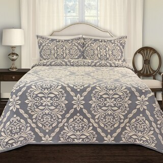 LaMont Home Georgio Collection - 100% Cotton Bedspread