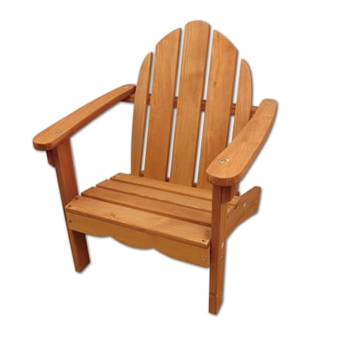 "Wood Deck Chair - 18""Lx18""wx22""H"