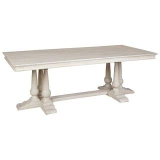 Norman Solid Wood 84-inches Dining Table by Kosas Home