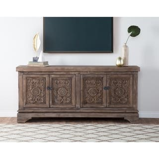 Allen Rustic Brown Reclaimed Pine 82-inch Sideboard by Kosas Home|https://ak1.ostkcdn.com/images/products/17520760/P23746064.jpg?impolicy=medium