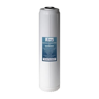 iSpring Lead & Iron Reducing Replacement Water Filter, Ultra High Capacity 4.5 inch x 20 inch Big Blue- FCRC25B