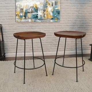 Buy Rustic Counter Amp Bar Stools Online At Overstock Com