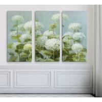 White Hydrangea GardenHAC15-46-3P