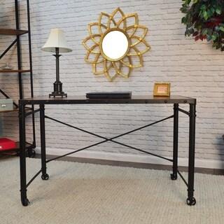 Granger Chestnut Mango Wood Desk