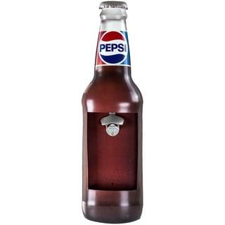 """Vintage """"Pepsi"""" Wall Mounted Metal Bottle Opener"""