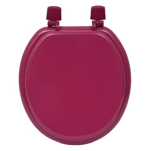 Buy Pink Toilet Seats Online At Overstock Our Best