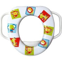Evideco Baby Soft Toilet Potty Trainer Seat Jungle