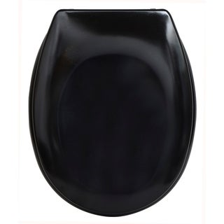 Evideco Slow-Close Quiet Oval Toilet Seat Solid|https://ak1.ostkcdn.com/images/products/17522576/P23747687.jpg?_ostk_perf_=percv&impolicy=medium