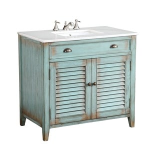 30 inch Extra thick Ceramic Sink-top Single Sink Bathroom ...