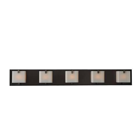 Kalco 313235BBN LED Bath Meridian Brushed Black Nickel - One Size