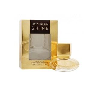 Heidi Klum Shine Women's 0.5-ounce Eau de Toilette Spray