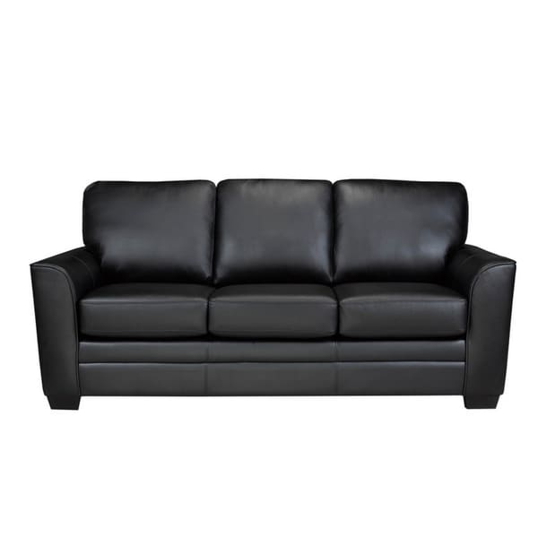 Mabel Leather Sofa