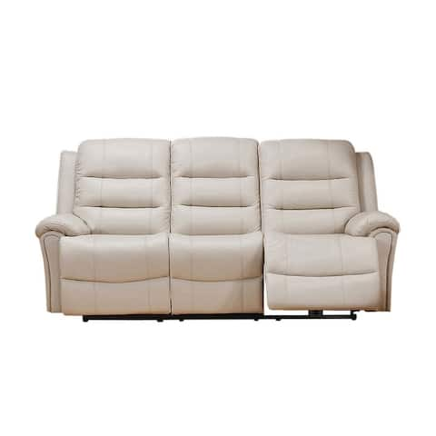 Tarpon Leather Sofa Recliner