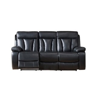Shop Leo Leather Power Sofa Recliner On Sale Free