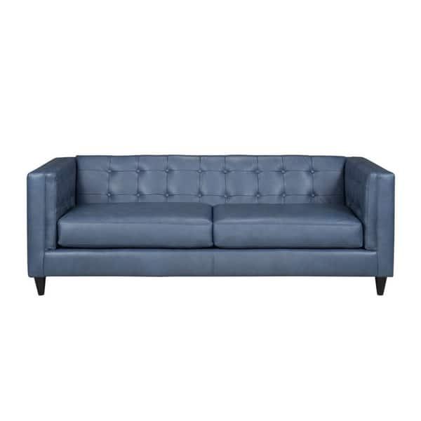 Nobleton Leather Sofa
