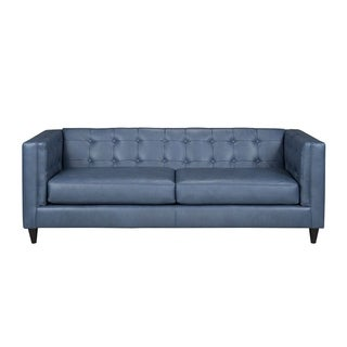 Nobleton Leather Sofa