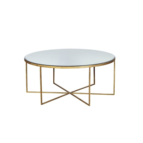 Hetti Mirrored Coffee Table