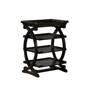 Wulfram Four-Tiered End Table