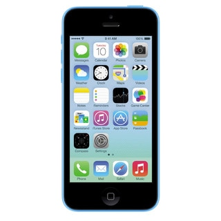 Apple iPhone 5c 16GB AT&T Locked 4G LTE Phone w/ 8MP Camera (Refurbished)