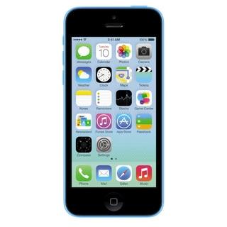Apple iPhone 5c 16GB AT&T Locked 4G LTE Phone w/ 8MP Camera (Refurbished)