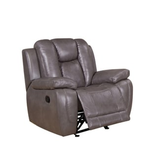 Withia Leather Power Recliner