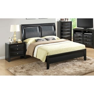 LYKE Home Nora King Size Bed (2 options available)