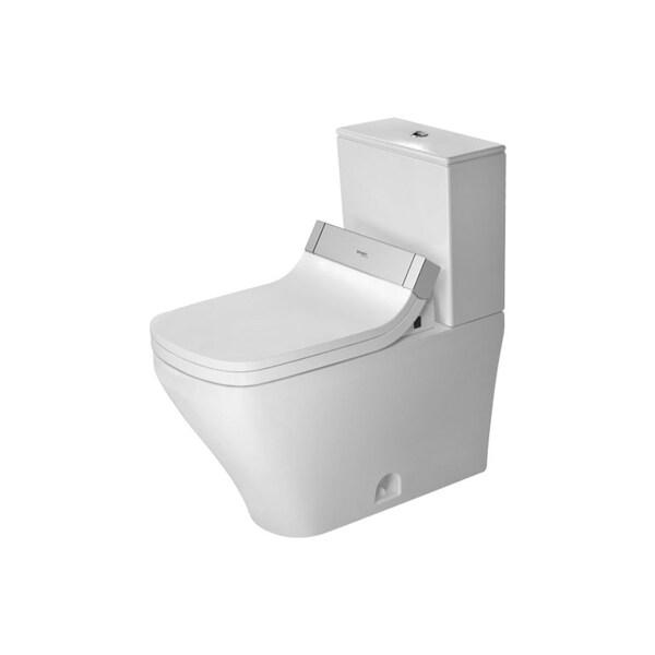 Duravit Durastyle Elongated Two Piece Toilet D4051100 White