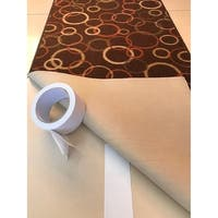 Sweet Home Stores Double Sided Carpet Tape for Carpet/Rug-Heavy Duty