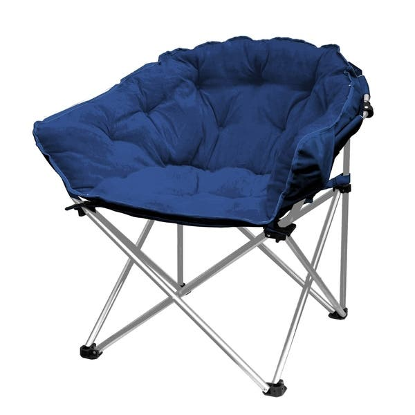 Awe Inspiring Shop Urban Shop Oversized Club Chair Free Shipping Today Alphanode Cool Chair Designs And Ideas Alphanodeonline