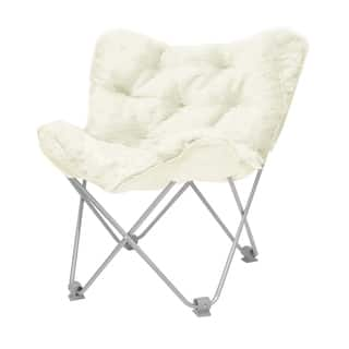 Urban Shop Butterfly Lounge Chair|https://ak1.ostkcdn.com/images/products/17562745/P23780724.jpg?impolicy=medium
