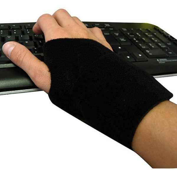 b1b4418e1c Shop Magnetic Carpal Tunnel Wrist Brace - Free Shipping On Orders Over $45  - Overstock - 1756382