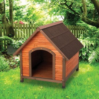 Ware Large Premium+ A-Frame Dog House