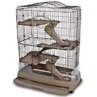 Ware Mfg. Inc. Clean Living 4.0 Ferret & Chinchilla Small Animal Cage