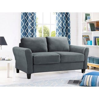 Lifestyle Solutions Waverly Contemporary Loveseat