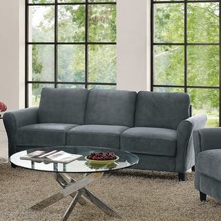 Lifestyle Solutions Waverly Sofa. Sofa Living Room Furniture For Less   Overstock com