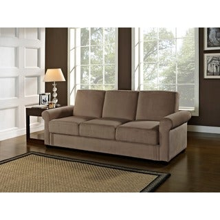 Serta Toronto Convertible Sofa by Lifestyle Solutions
