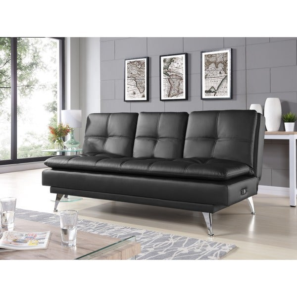 Relax A Lounger Michaela Convertible Sofa