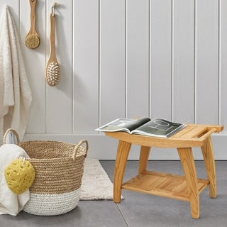 American Trails Tao Natural Shower Bench